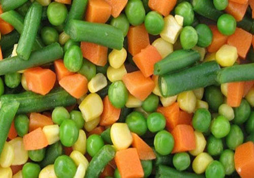 4-way mixed vegetables