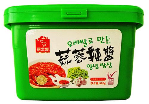 Garlic chilli sauce 500g